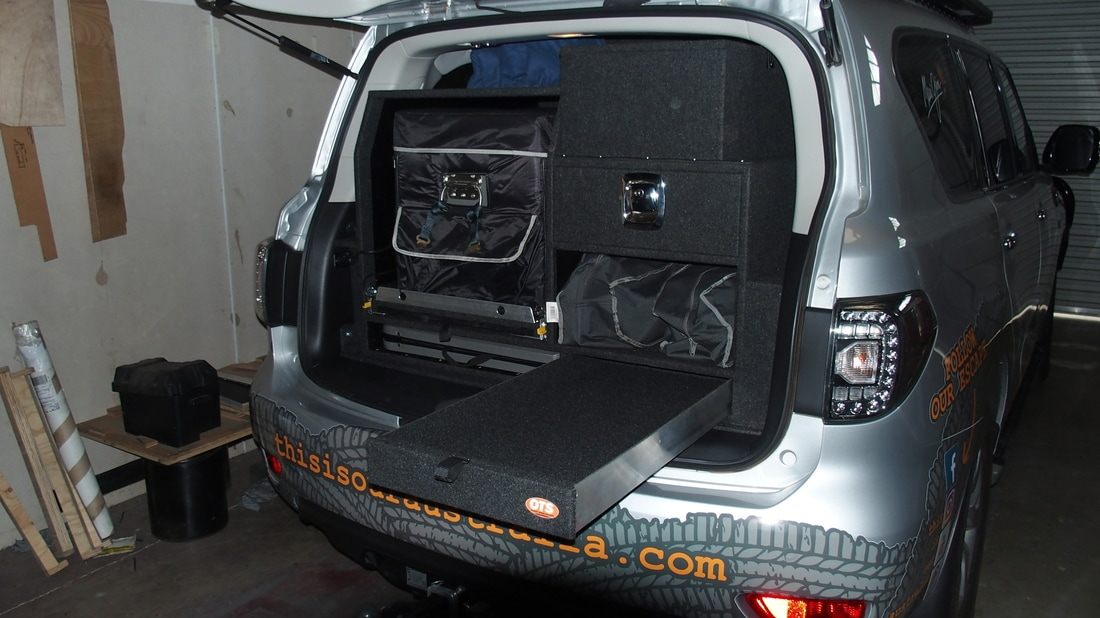Custom Vehicle Fitouts Amp Drawer Systems For Your 4wd Ute